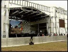 """Acontece nesta Sexta e Sábado o evento """"Vida Vitoriosa"""" em Valadares - Organizadores esperam receber milhares de pessoas nos dois dias do evento."""