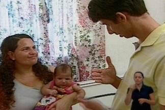 """Veja mais uma reportagem da série """"O Silêncio que Fala"""" - O JPB mostra como convivem as pessoas com problemas de surdez, na família."""