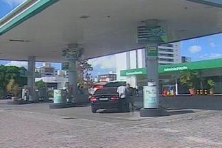 Posto de combustivel é assaltado em Campina Grande - Em um intervalo de apenas uma semana, três assaltos foram registrados pela polícia em Campina Grande.