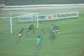 Campinense vence Nacional de Patos - Campinense 3 x 0 Nacional de Patos