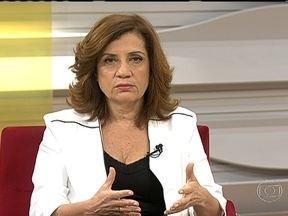 Miriam Leitão afirma que falta regulamentação na venda de passagens aéreas - A comentarista afirma que as regras para a venda de passagens nem sempre são claras e, muitas vezes, falta transparência para os consumidores. Ela afirma que as empresas se aproveitam dos descuidos dos compradores.