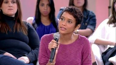 Taís Araújo comenta a PEC das domésticas: 'Fiquei feliz' - Atriz lembra a importância de 'Cheias de Charme' para a discussão
