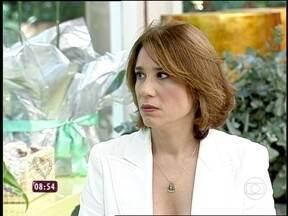 Ana Beatriz diz que crianças filmam barbaridades para colocar na internet - Jovens querem virar celebridade a qualquer custo