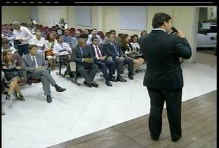 Congresso nacional discute proposta de emenda para limitar o trabalho Ministério Público - Em Campos, RJ, foram realizadas manifestações contra a PEC 37.Ainda não há previsão de votação do projeto no Plenário.