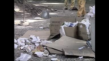 Jogar lixo na rua pode gerar multa para brasileiros - Novidade pode ajudar a diminuir a sujeira das ruas