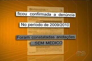 Ex-secretários de Saúde de Anápolis terão de devolver dinheiro do Samu, em Goiás - O Ministério da Saúde confirma fraude no atendimento do Samu, em Anápolis. O orgão exige que ex-secretários de Saúde devolvam R$ 1,7 milhões.
