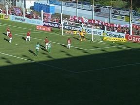 Os melhores momentos de Internacional 4 x 1 Juventude pela 7ª rodada da Taça Farroup - O jogo aconteceu neste domingo (14).