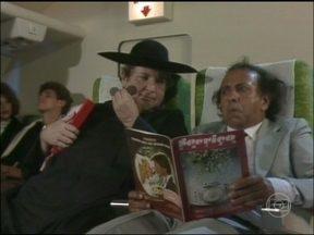 Vale a pena rir de novo com Viva o Gordo e o medo de avião - Programa de 1986 exibiu episódio com Jô Soares e Flávio Migliaccio juntos
