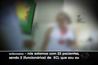 Procurador do MPT fala sobre denúncias na Santa Casa - O procurador do Trabalho, Paulo Douglas Almeida de Moraes, fala sobre as denúncias de irregularidades trabalhistas na Santa Casa de Campo Grande.