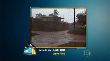Moradores de Minas reclamam da falta de pavimentação em ruas - Em Sete Lagoas, Região Central do estado, lama tornou rua 'intransitável'.