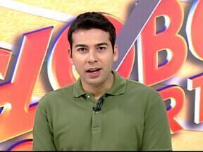 Destaques Globo Esporte - TV Integração - 18/04/2013 - Veja as notícias do esporte do programa regional da Tv Integração