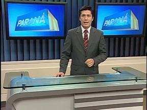 Veja os destaques do ParanáTv desta quinta-feira - Em Paranavaí, mais um empresário foi preso porque não colaborou com o combate à dengue na cidade.