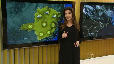 Sexta-feira deve ser de sol na maioria das regiões de MG - Veja previsão do tempo