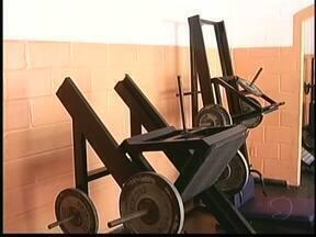 Conselho Regional de Educação Física fiscaliza academias de Volta Redonda, no RJ - O Conselho Regional de Educação Física recebeu denúncias de que oito delas estariam irregulares.