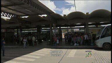 Cadastro do bilhete único em Fortaleza começa na segunda-feira - Programa permite pegar quantos ônibus quiser pagando uma única passagem.
