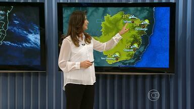Meteorologia prevê fim de semana sem chuva em Belo Horizonte - Temperaturas também devem ficar baixas na capital.