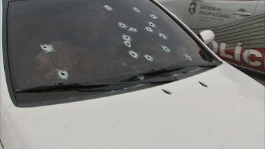 Tiroteio deixa um morto em dois feridos na saída de fórum em Fortaleza - Vítima prestava depoimento sobre homicídio.