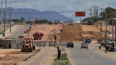 Operários param três obras da Copa do Mundo em Fortaleza - Eles reivindicam melhores condições de trabalho.