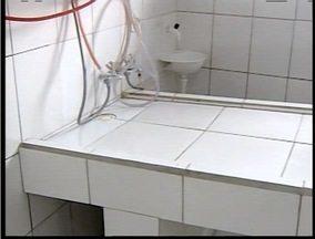 Funerárias de Governador Valadares são fiscalizadas pela Vigilância Sanitária - Em maio, uma funerária no Vale do Aço foi denunciada por estar fazendo o preparo de corpos de forma irregular.
