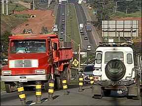 Mudança no trânsito em Jundiaí - Os motoristas de Jundiaí (SP) vão encontrar algumas mudanças no trevo do bairro Caxambu.