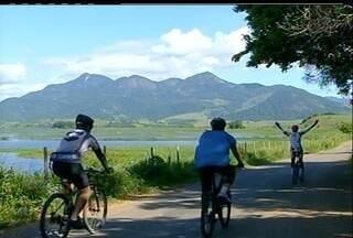 Parque Estadual do Desenani completa 17 ans - Para comemorar, aconteceu um passeio ciclistico.