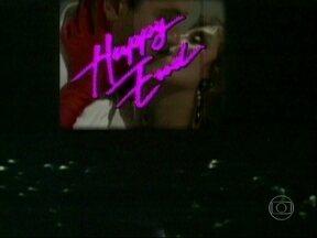 Reveja Regina Casé e Luiz Fernando Guimarães na abertura de Final Feliz - Vinheta especial foi feita em 1982 para a edição italiana da novela