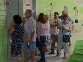 Baixa procura da vacinação contra a gripe faz campanha ser prorrogada - Baixa procura da vacinação contra a gripe faz campanha ser prorrogada