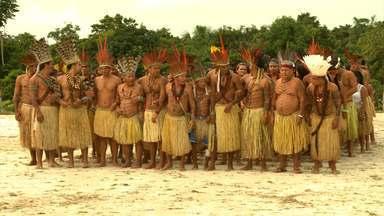 Conheça uma tribo indígena de Cruzeiro do Sul, Acre - Cidade vai disputar o prêmio do Dança da Galera contra Guarapari