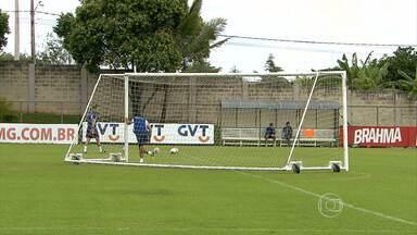 Cruzeiro joga neste domingo (28) contra o Villa Nova - Time celeste tem uma das melhores defesas do campeonato