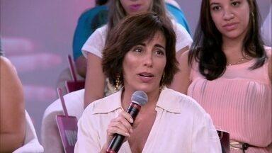 'Orlando me entende muitíssimo bem', derrete-se Gloria Pires - Irene Ravache brinca que já fica feliz quando o marido lembra seu nome