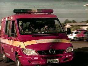 Delegacia de Trânsito investigará acidente que deixou homem em estado grave em Erechim, RS - O homem fazia uma caminhada quando foi atingido por um carro.