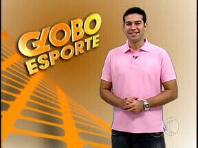 Destaque do Globo Esporte - TV Integração - 0205//2013 - Confira os destaques do programa desta quinta-feira
