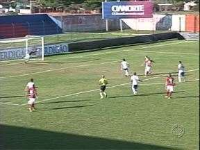 Cianorte perde e é eliminado da Copa do Brasil - Por causa dos gols de diferença, não vai haver o segundo jogo.
