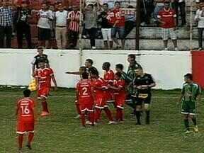 Clássico entre Riograndense e Inter-SM movimenta Região Central do RS - Partida terminou em 2 a1 para os visitantes.