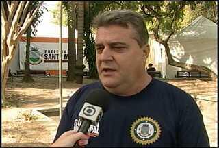 Violência - Brigas e tentativas de assalto são registradas nas praças de Santa Maria