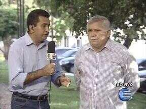 Delegado da Greco fala das novas investigações do assalto ao banco em Miguel Alves - Delegado da Greco fala das novas investigações do assalto ao banco em Miguel Alves
