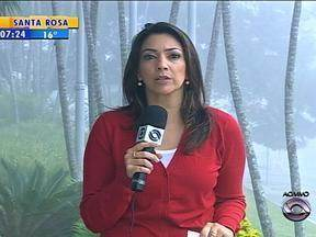Sexta-feira de calor na capital gaúcha - Veja a previsão do tempo para o fim de semana.