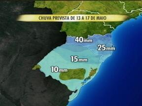 Semana será de temperaturas baixas entre as noites e as manhãs em RS e SC - Confira a previsão do tempo.