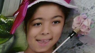 Menina de sete anos desaparece em Rio Pardo de Minas, no Norte do estado - Criança sumiu enquanto brincava na porta de casa. De acordo com a PM, é o primeiro caso de desaparecimento de criança registrado na cidade.