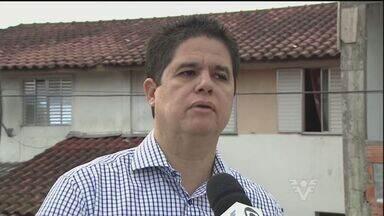 Prefeito de São Vicente fala sobre o incêndio no México Setenta - O Prefeito Luis Cláudio Billi falou sobre o destino das pessoas desabrigadas.