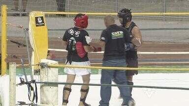 Campeonato Brasileiro de Muay Thai acontece na Região - O Campeonato ocorreu na Arena Santos.