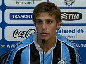 Tricolor gaúcho recebe o reforço de um uruguaio - Maxi Rodriguez é a nova contratação do Grêmio.
