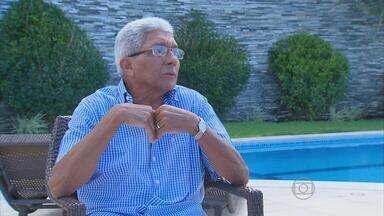 Gilvanildo Oliveira especialista em títulos do Sport e do Santa Cruz - Técnico teve passagem pelo Rubro-negro e pelo Tricolor