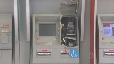 Banco é arrombado no centro do Recife - Agência foi invadida na madrugada deste sábado (11).
