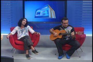 Grupo Os Caetanos faz show neste fim de semana em Juazeiro do Norte - CETV entrevista integrantes da banda.