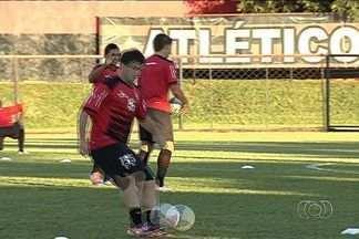 Dragão chega para sétima final nos últimos oito anos - Atlético-GO espera vencer o Goiás em mais uma decisão.
