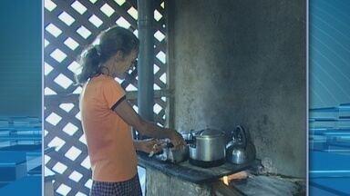 Em Vilhena, mãe de 11 filhos e viúva da exemplo de determinação - Quatros dos filhos da dona de casa, de 68 anos, são portadores de necessidades especiais.