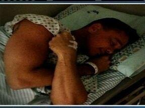 Cantor Netinho tem uma pequena melhora - O estado de saúde do cantor Netinho ainda é grave, ele teve uma leve melhora, mas continua na uti no Hospital Sírio Libanês.