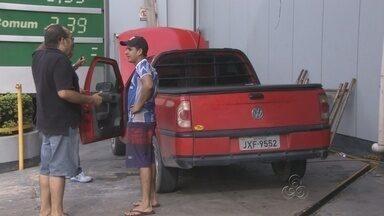 Homem é preso após furtar carro na Zona Sul de Manaus - Carro parou de funcionar porque o proprietário trocou a chave do carro