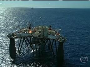 Começa nesta terça (14) a rodada de leilões de campos de petróleo e gás - Começa na manhã desta terça-feira (14), uma rodada de leilões de campos de petróleo e gás. Esses leilões eram aguardados há cinco anos.